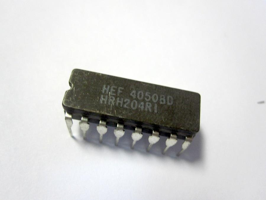 HEF4050BD/J/CD4050/MC14050J/TC4050/J/P16/DIN