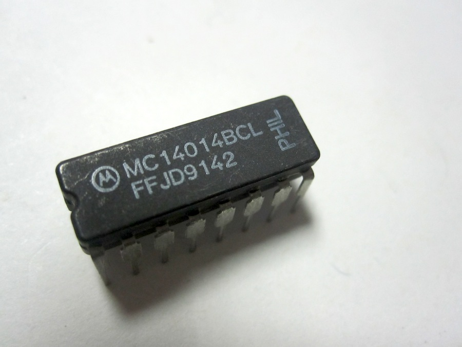 MC14014BCL/J/CD4014J/HCF4014J/TC4014/J/P16/DIN