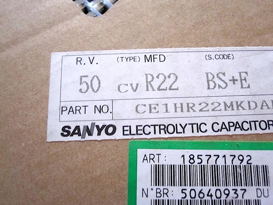 0,22MF50V-MELFI-X100-PEZZI-3385787705