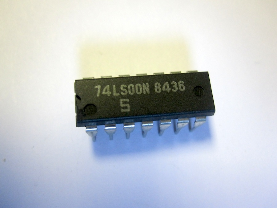 silicon general sn74ls00