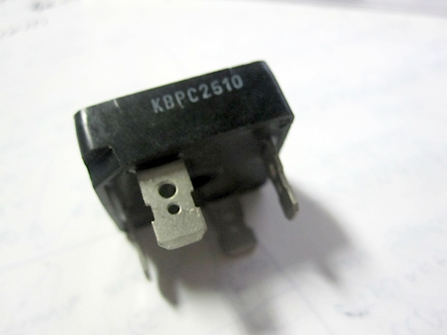 KBPC2510-X10PEZZI-25A-1000V-PONTI-P4-FASTON