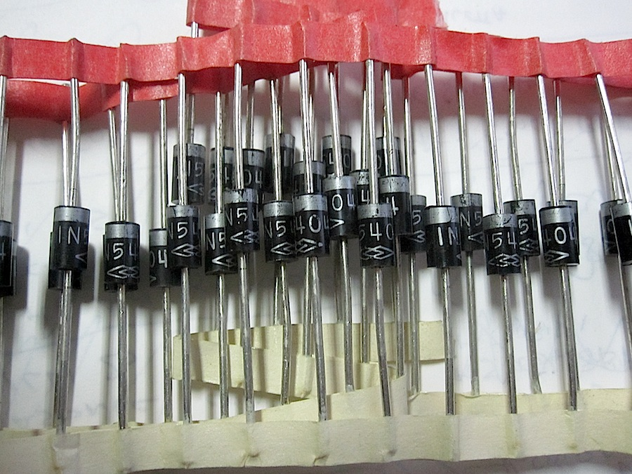 1N5404-3A-400V-X1000-PEZZI-DIODI-3385787705