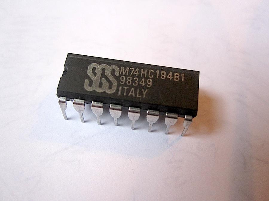 SN74HC194-X100-PEZZI-3385787705