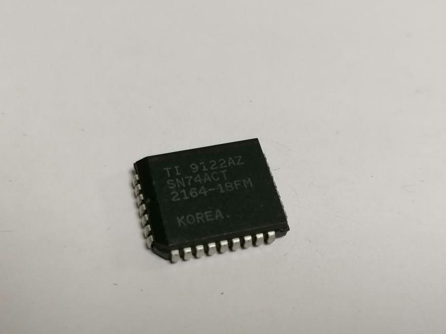 -SN74ACT2164-PLCC-3385787705